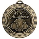 Perfect Attendance 360 Series Medal Awards