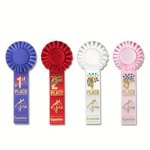 Equestrian Rosette Award Ribbon All Award Trophies