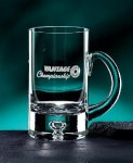 Scandia Mug Crystal Barware Drinkware