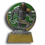 Football MXG5 Colorful Resin Trophy Awards