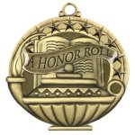 APM Medal -A Honor Roll  Scholastic Trophy Awards