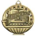 APM Medal -A-B Honor Roll  Scholastic Trophy Awards