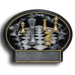 Chess Scholastic Trophy Awards