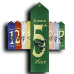 Science - 5th Place Ribbon Scholastic Trophy Awards