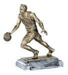 Resin Figure - Basketball Male  Sports Action Resin Trophy Awards