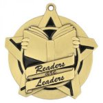 Readers and Leaders Super Star Medal Super Star Medal Awards
